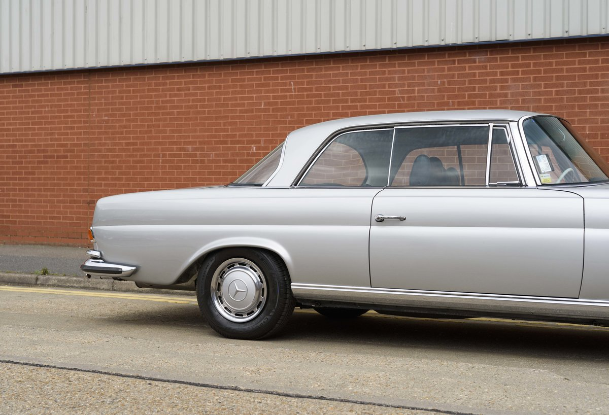 1969 Mercedes-Benz 280SE 3.5 Coupe (LHD) For Sale (picture 11 of 23)