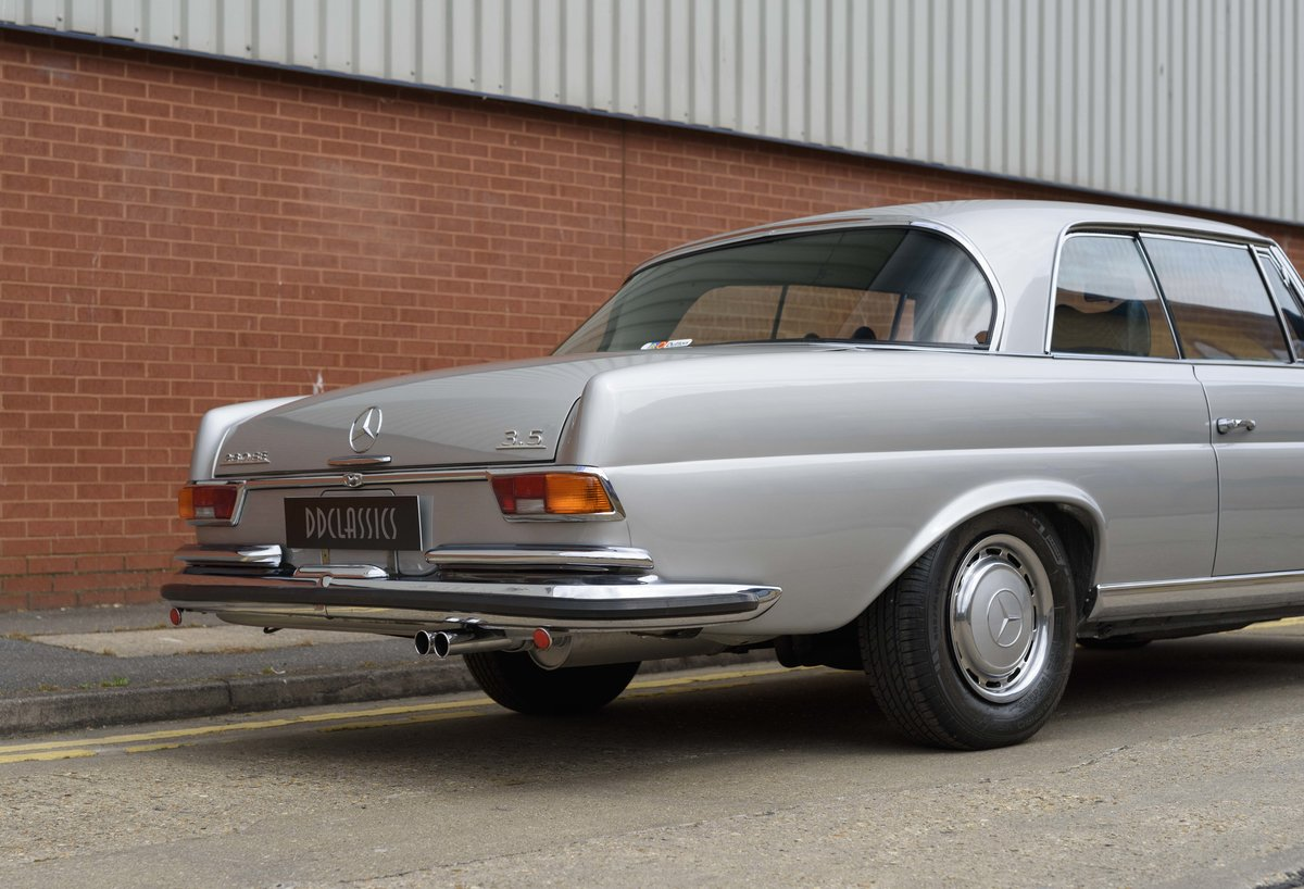 1969 Mercedes-Benz 280SE 3.5 Coupe (LHD) For Sale (picture 13 of 23)