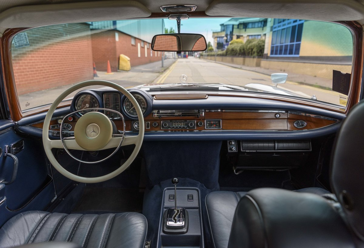1969 Mercedes-Benz 280SE 3.5 Coupe (LHD) For Sale (picture 15 of 23)