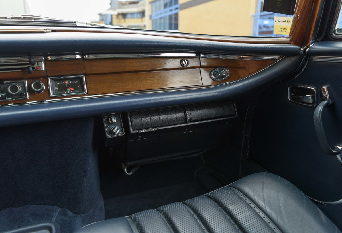 1969 Mercedes-Benz 280SE 3.5 Coupe (LHD) For Sale (picture 18 of 23)