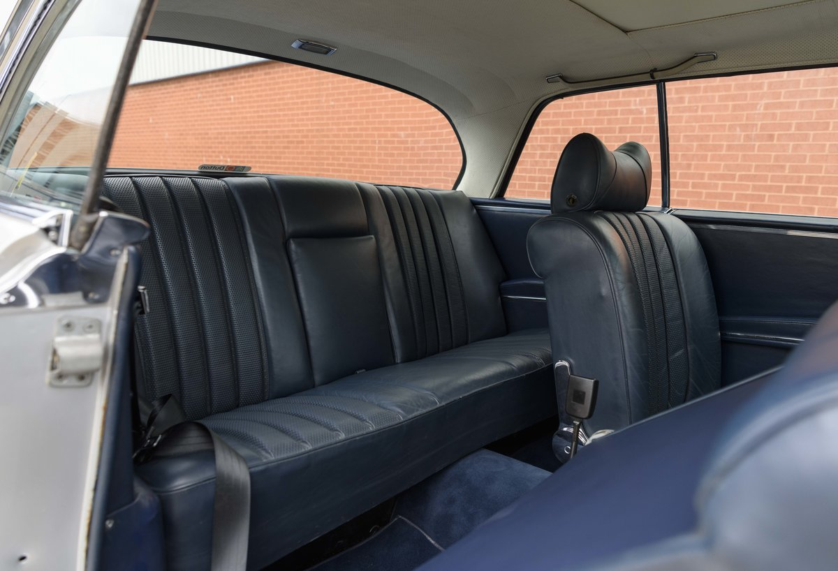 1969 Mercedes-Benz 280SE 3.5 Coupe (LHD) For Sale (picture 20 of 23)