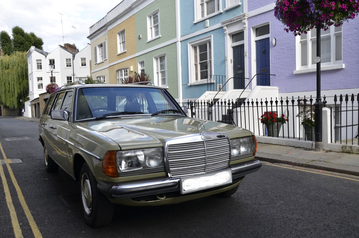 1985 Mercedes-Benz 200T W123 Estate For Sale (picture 3 of 6)