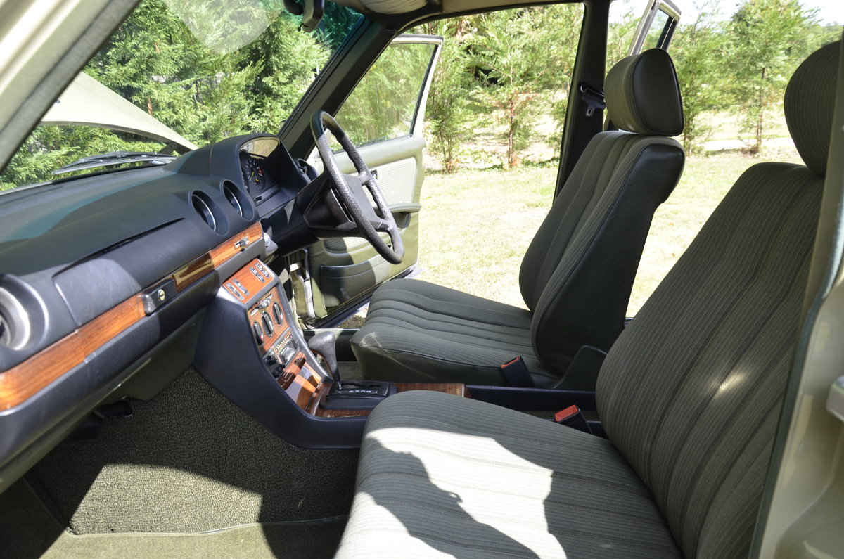 1985 Mercedes-Benz 200T W123 Estate For Sale (picture 6 of 6)