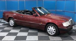 1993 Mercedes 320CE Sportline Cabriolet For Sale