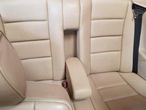 stunning e class cabriolet