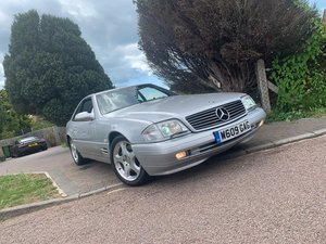 2000 SL320 V6 very low mileage  SOLD