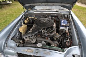 1971 280SE V8 Coupe RHD For Sale