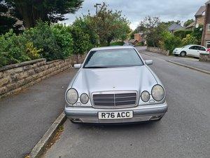 1998 Mercedes w210 diesel 300