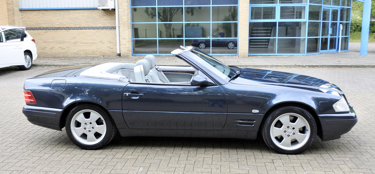 Mercedes SL 280 1999 For Sale (picture 1 of 6)