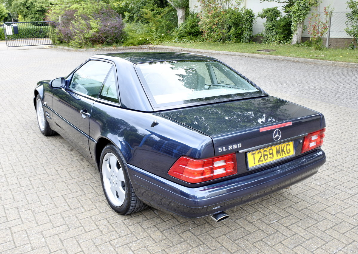 Mercedes SL 280 1999 For Sale (picture 2 of 6)