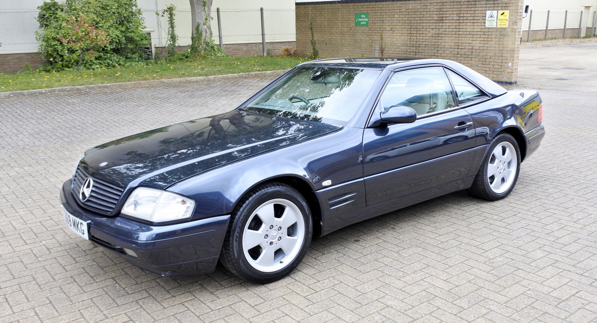 Mercedes SL 280 1999 For Sale (picture 3 of 6)