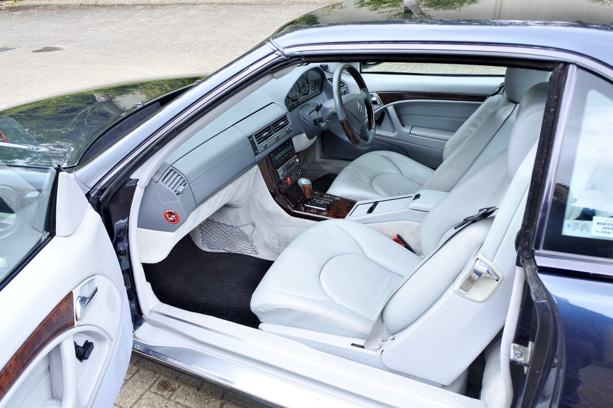 Mercedes SL 280 1999 For Sale (picture 4 of 6)
