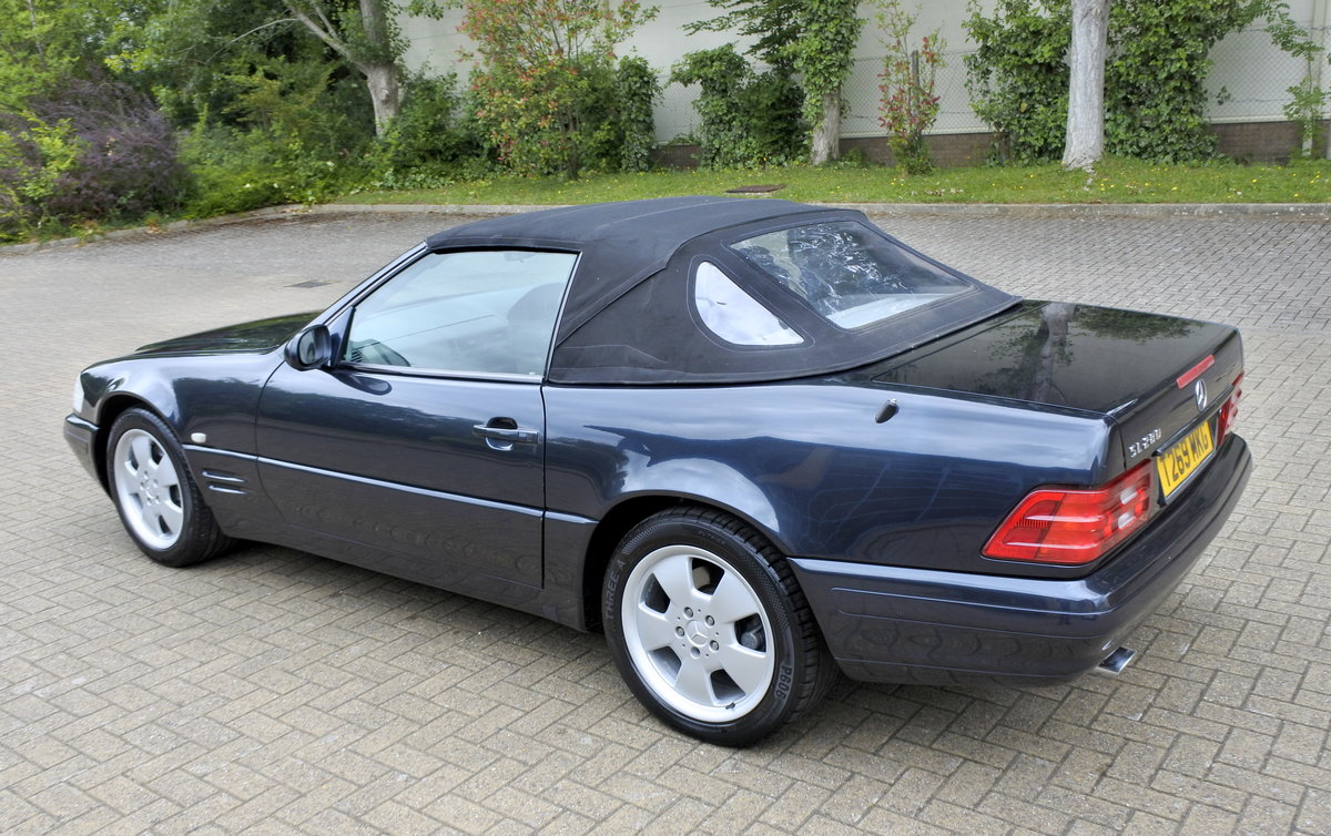 Mercedes SL 280 1999 For Sale (picture 5 of 6)