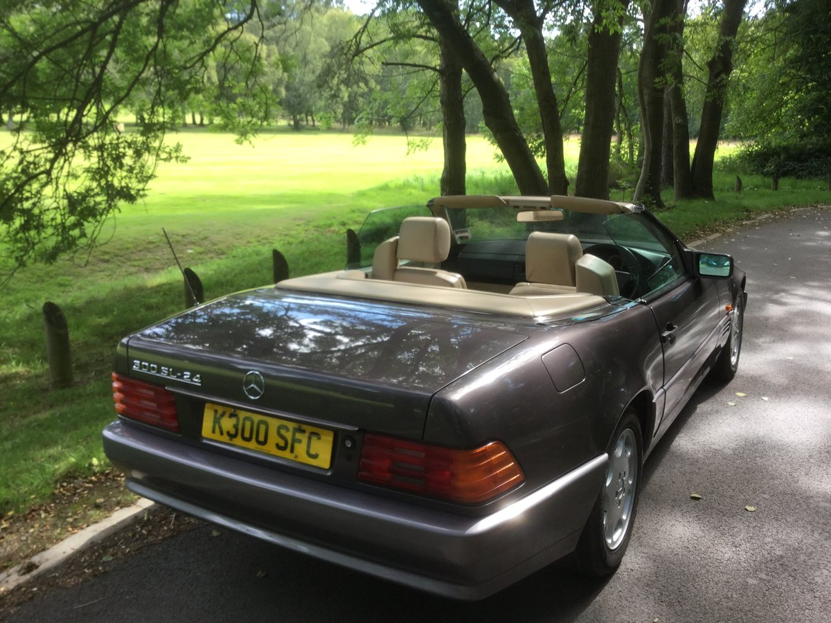 1992 Mercedes-Benz 300SL-24 Auto For Sale (picture 3 of 6)