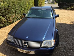 1995 Mercedes SL320 SL Convertible 3.2 Automatic