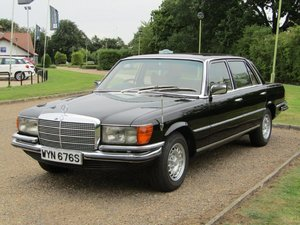 1977 Mercedes W116 280SEL Auto at ACA 22nd August For Sale