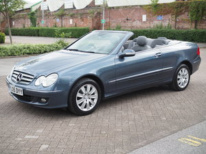 MERCEDES CLK 280 CABRIOLET ELEGANCE AUTOMATIC.