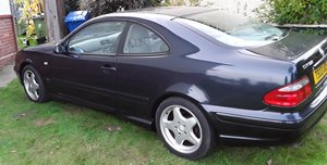 1999 Mercedes clk320 sport coupe for swap
