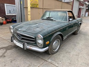 MB 280SL W113 1969R PROJECT For Sale
