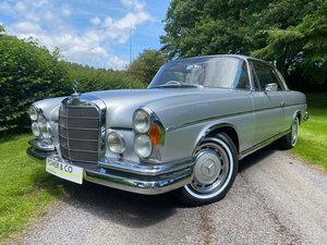 1964 MERCEDES-BENZ 300SE COUPE (RHD) For Sale