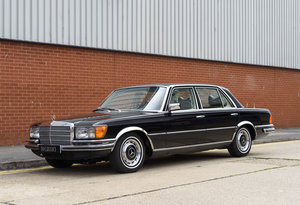 1978 Mercedes-Benz 280SEL (LHD) For Sale