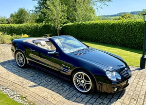 Mercedes SL55 AMG F1 Performance Package 25K Miles