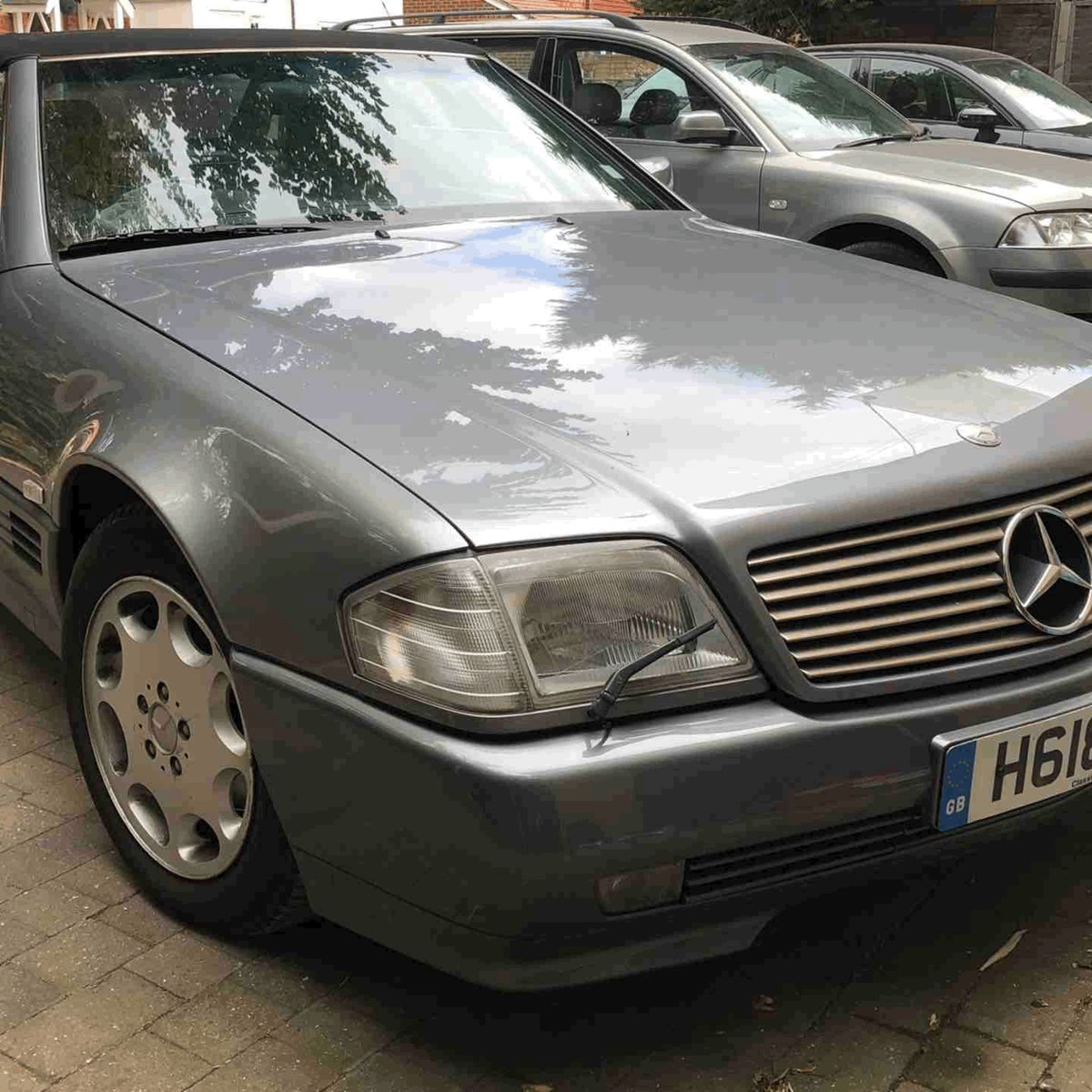 1990 ** SOLD ** Beautiful Mercedes 300SL ** SOLD ** For Sale (picture 1 of 1)