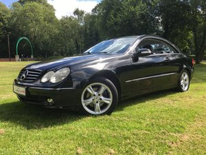Mercedes CLK fantastic condition, only 82k miles