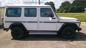 Mercedes G Wagen. 3.0 Turbo Diesel, Automatic