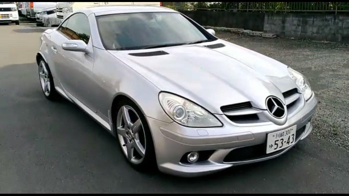 Picture of 2006 Mercedes SLK 350 -AMG package- For Sale