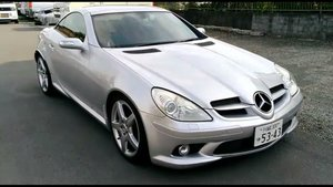 2006 Mercedes SLK 350 -AMG package-