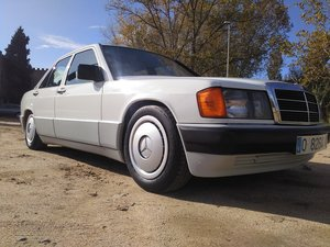 Picture of 1989 Mercedes-Benz 190 For Sale