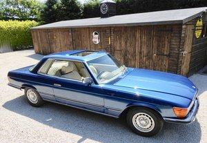 Mercedes 450 SLC  ( Extensive history )