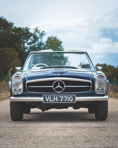 1968 Mercedes Pagoda 280 SL