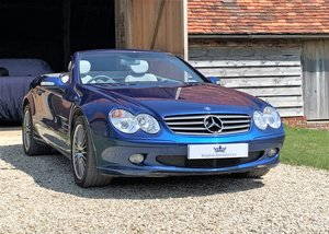 2003 Mercedes SL500 R230. 61k miles. Superb condition
