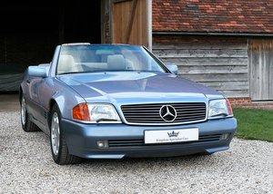 1992 Mercedes 300SL-24 R129. 45k miles. Superb condition  For Sale