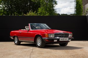 1985 Mercedes-Benz 500SL - ORIGINAL 26,000 miles