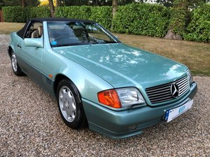 Picture of 1992 Mercedes 500SL 32V R129 Roadster Automatic SL500 For Sale