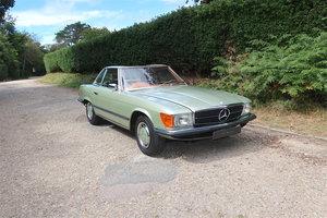 1976 Mercedes-Benz 280SL RHD For Sale