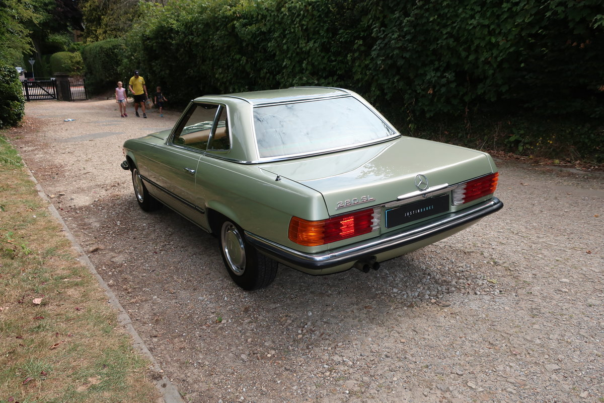 1976 Mercedes-Benz 280SL RHD For Sale (picture 2 of 6)