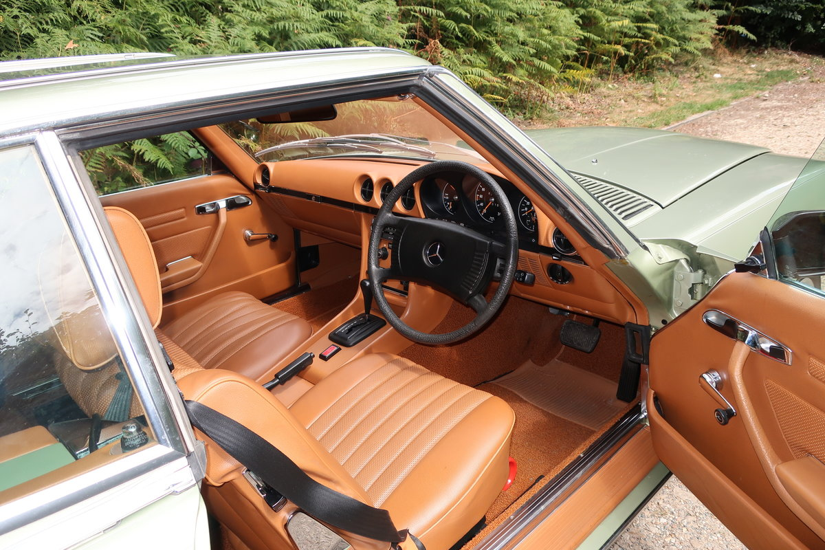 1976 Mercedes-Benz 280SL RHD For Sale (picture 3 of 6)
