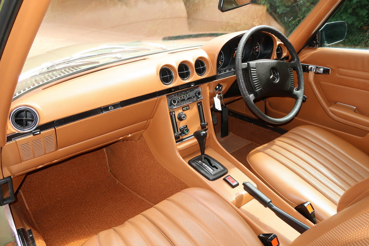 1976 Mercedes-Benz 280SL RHD For Sale (picture 4 of 6)