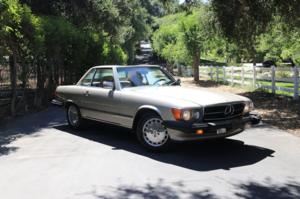1987 Mercedes Benz 560SL - California Rust Free Ca