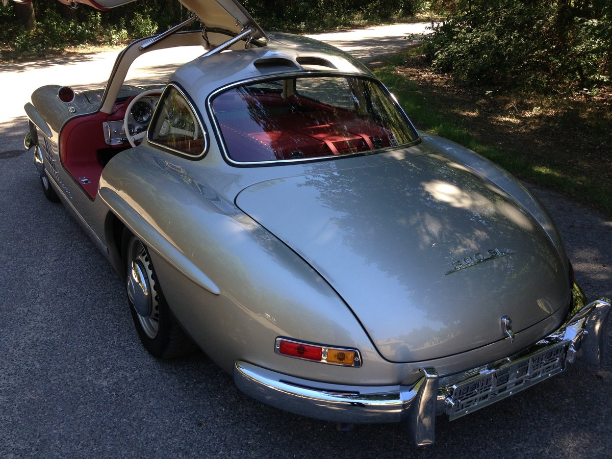 2001 Mercedes gullwing For Sale (picture 2 of 6)