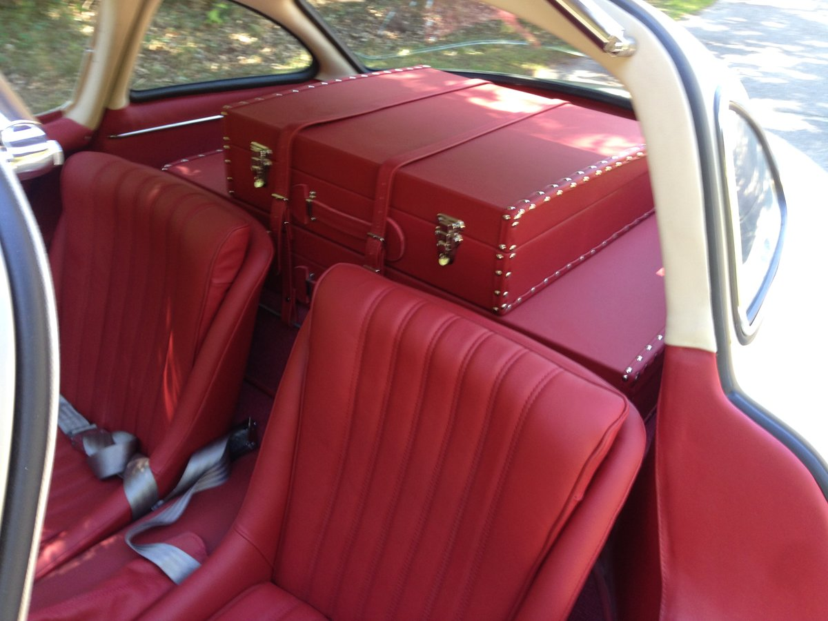 2001 Mercedes gullwing For Sale (picture 4 of 6)