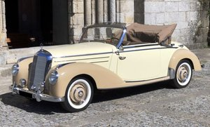 Picture of Mercedes Benz 220 Cabriolet A - 1952 For Sale