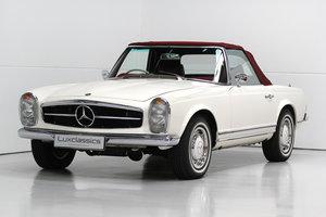 1966 MERCEDES-BENZ 230SL 230 SL RHD FULLY RESTORED