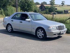 1999 SUPERB LOW MILES C180 SPORT