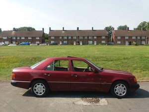 1992 Mercedes benz 320e sportline For Sale