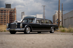 "Picture of 1965 Mercedes-Benz 600 LWB Pullman ""Four Door"" Limousine"
